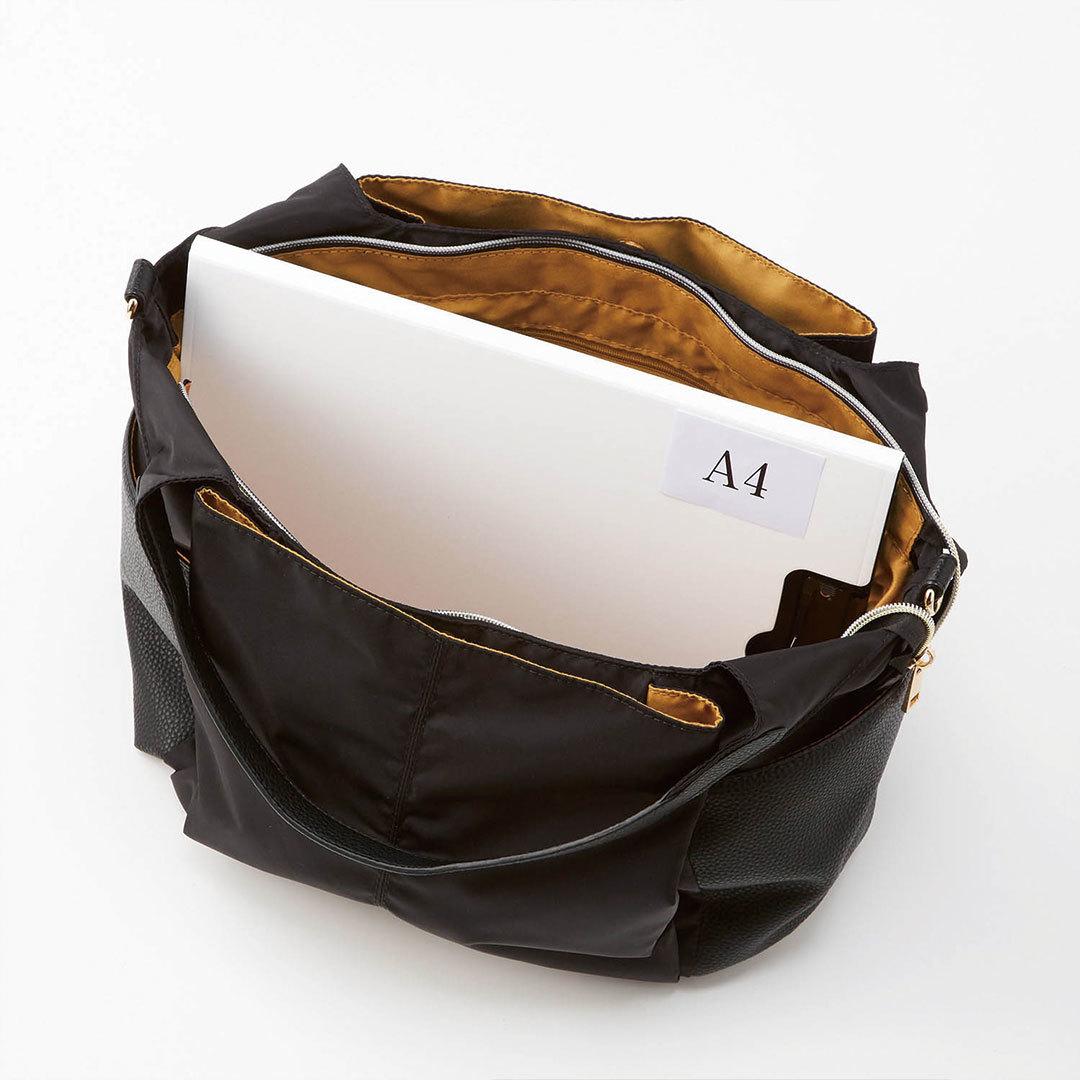 通勤&通学に便利なA4トートを2名様にプレゼント☆ベルメゾンの新ブランド「アンディマンシェ」_1_2-3