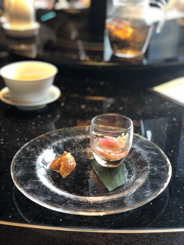 ウェスティンホテル東京「龍天門」でランチ_1_4-1