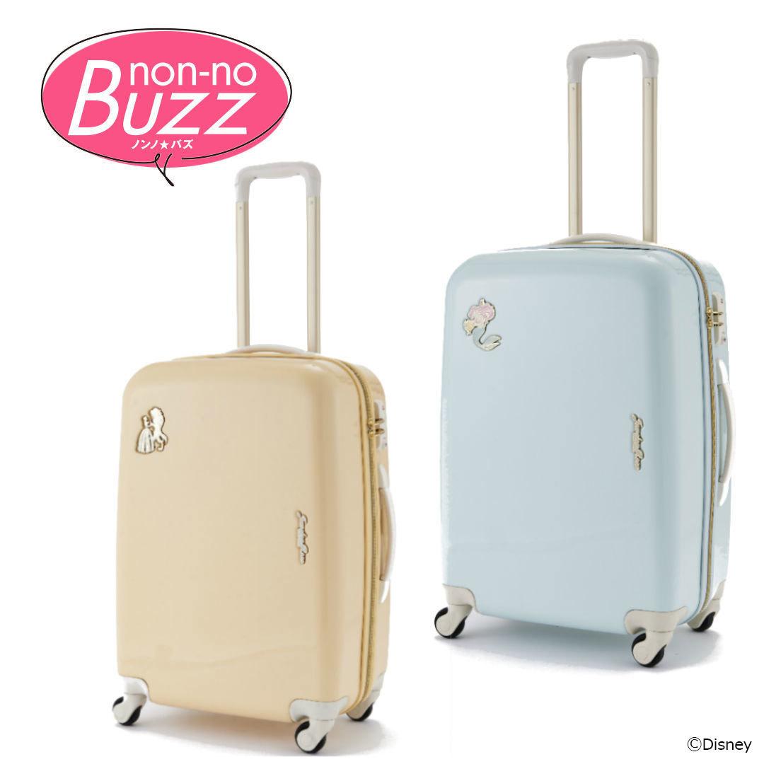 ジュエルナローズのディズニーコレクション! 話題のスーツケースに注目♡_1_1