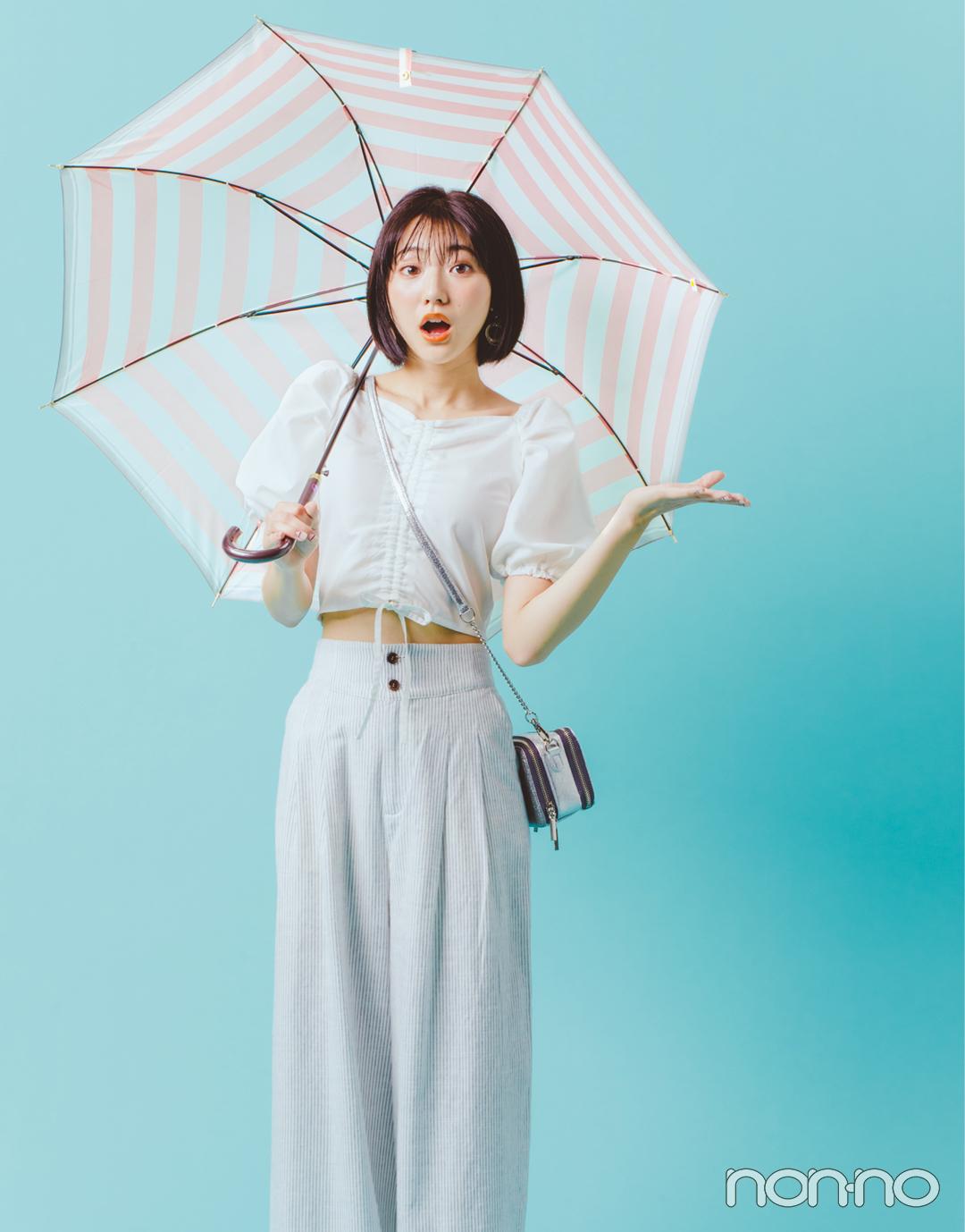 梅雨入りしたら可愛い傘でテンションアップ★ 軽量&晴雨兼用もご紹介!_1_2