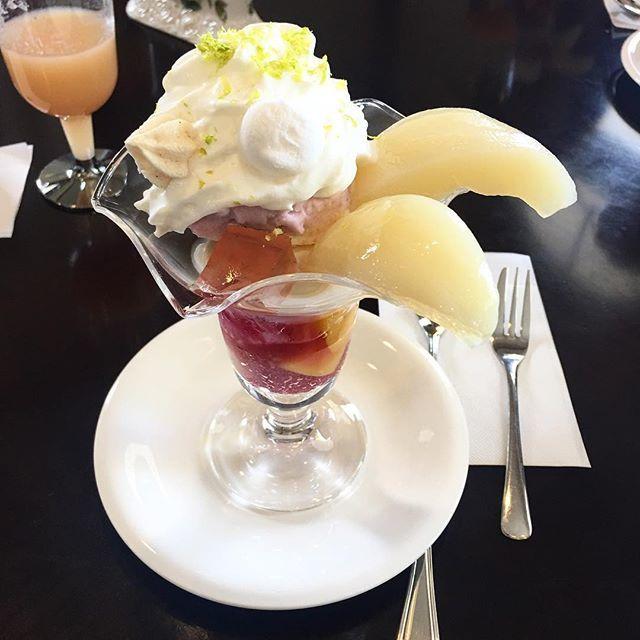 山梨に行ったら絶対食べたい!ピーチカフェなかにしの絶品パフェ_1_1