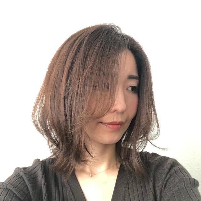 この秋はレイヤーたっぷりのくびれヘア【tomomiyuヘア】_1_5
