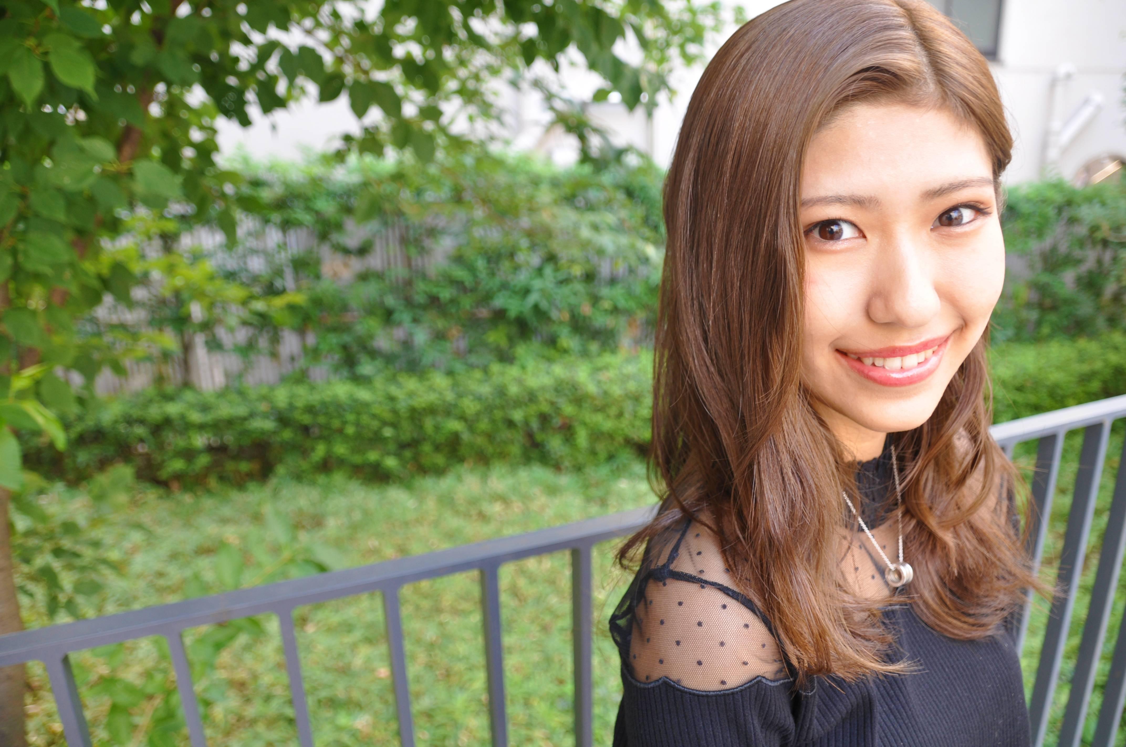 初めまして♡大学一年生!脇田璃奈です( ⸝⸝⸝•_•⸝⸝⸝ )_1_1
