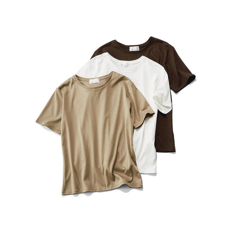 ファッション M7daysのコンパクトTシャツ