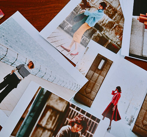 マリソル誌面掲載の大人気スカート、秋冬バージョンは真紅!_1_4