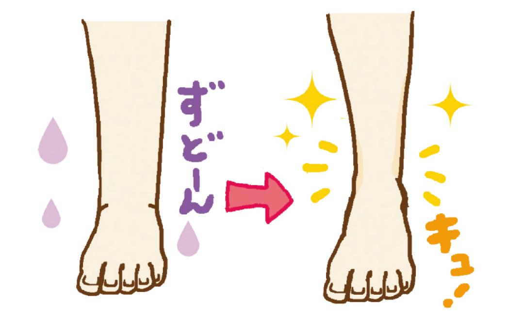 「こぶしかっさ」でほっそり足首♡ 脚ヤセすればブーツも楽々! _1_4