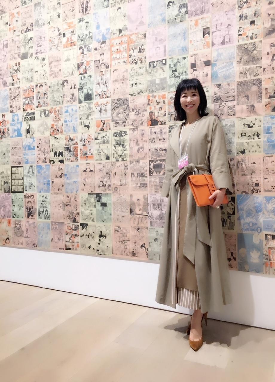 「週刊少年ジャンプ展VOL.2」特別内覧会へ_1_5