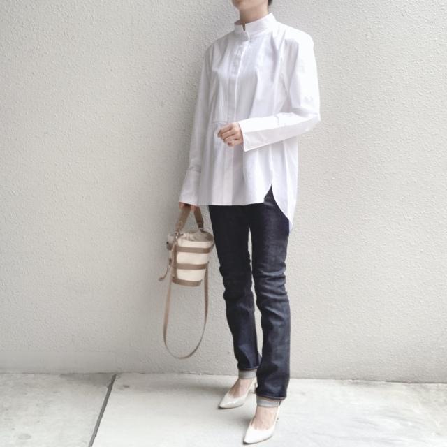 【ユニクロ+J】春夏のおすすめシャツで上下UNIQLOコーデ_1_5-2