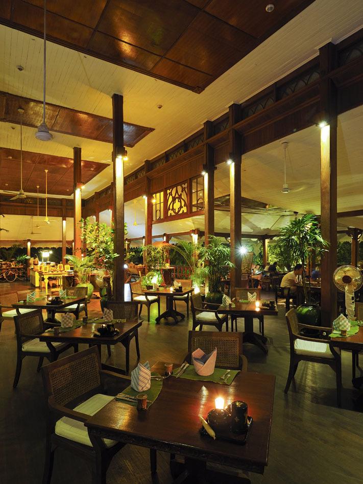 <ミャンマーの旅>古きよき時代へ誘う、英国ビクトリア スタイルのホテル(ヤンゴン-③)_1_4-3