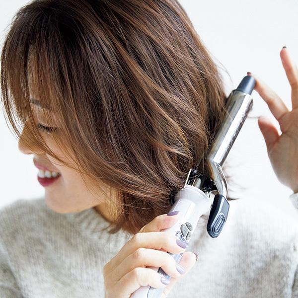 髪が決まらないときの簡単なスタイリングのコツは?【大草直子のファッション相談室】_1_2