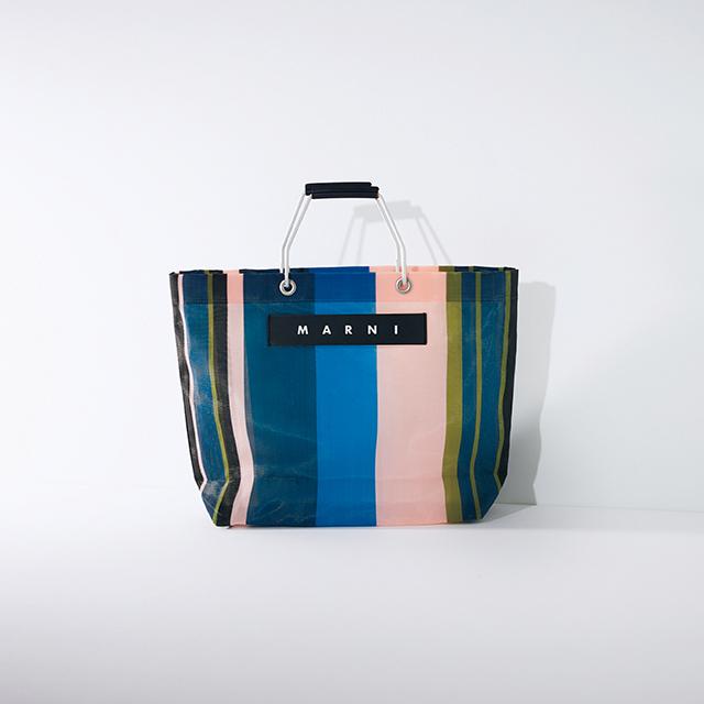 マーケットバッグ マルニ