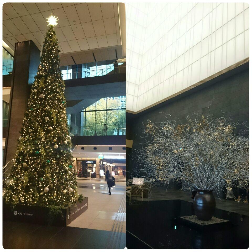 この時期限定のクリスマスアフタヌーンティーをアマン東京で♪&我が家もクリスマス仕様に!_1_2