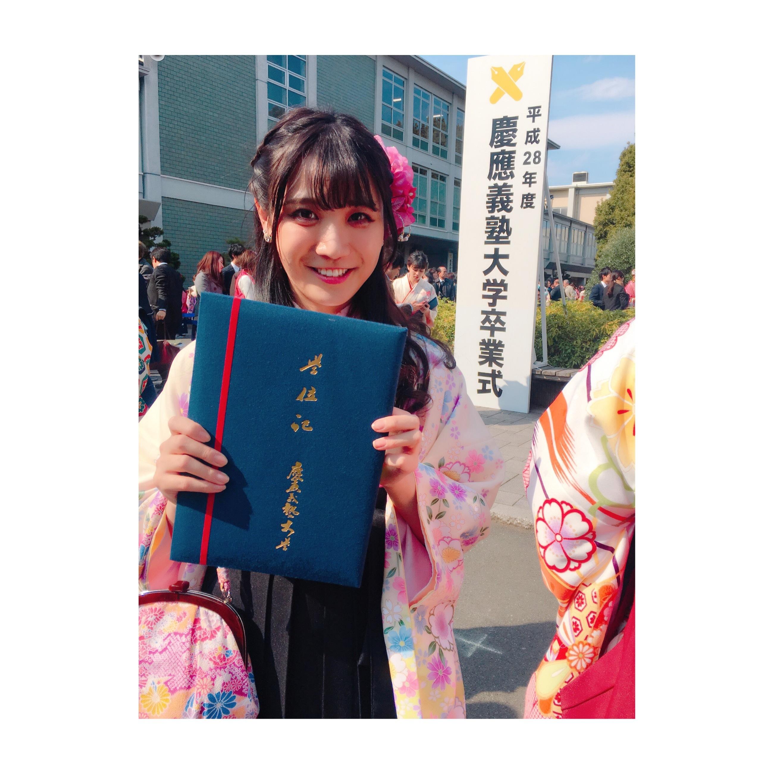 慶應義塾大学を卒業致しました!_1_2-1