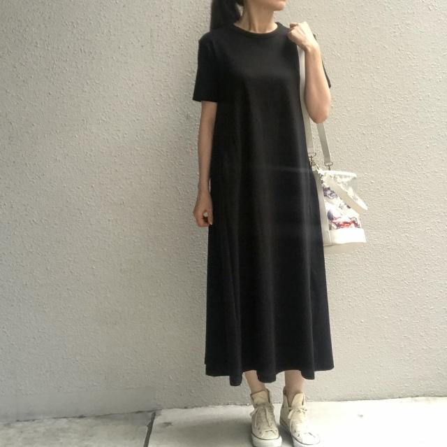トップスで黒!スカートで黒!夏こそ「黒」の出番です_1_8