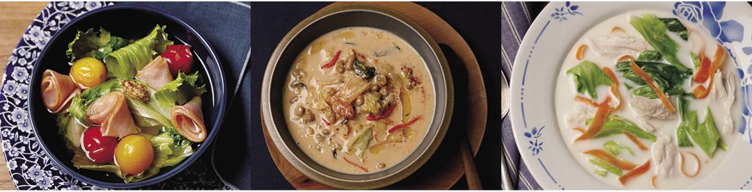 【おすすめ夜食レシピ】秒で作れる、超時短ヘルシースープって?_1_2
