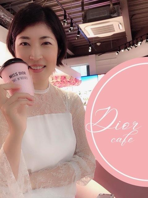 DIOR限定カフェに行ってきました!!_1_9