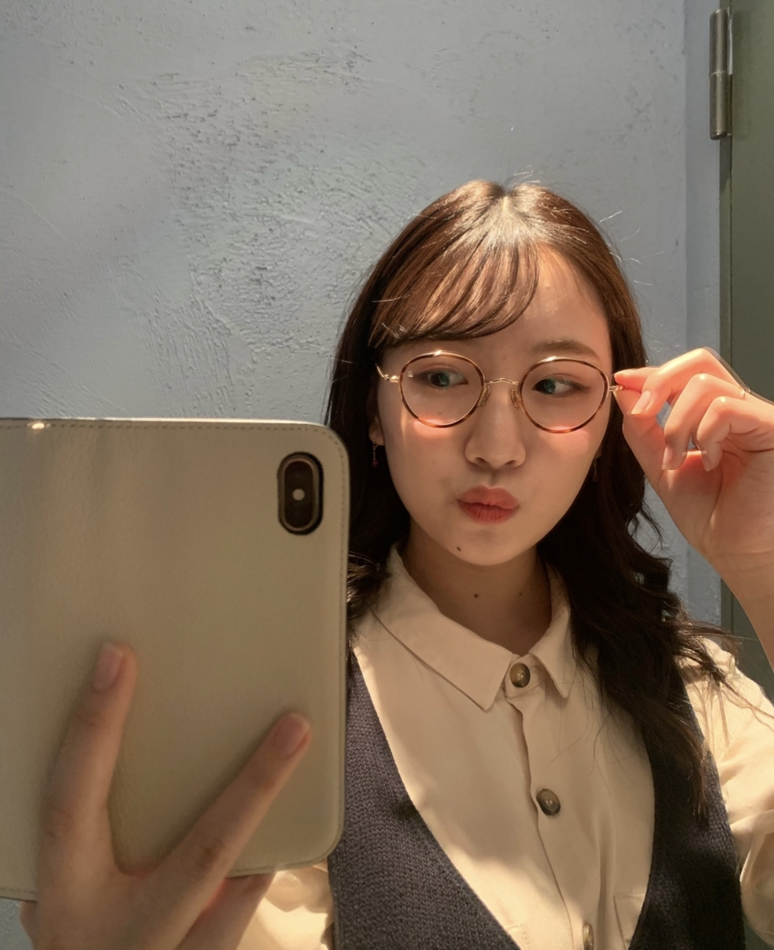 【Re:see】盛れる眼鏡GETしました❤︎_1_5