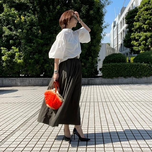 白シャツコーデ♡パンツとスカート _1_6