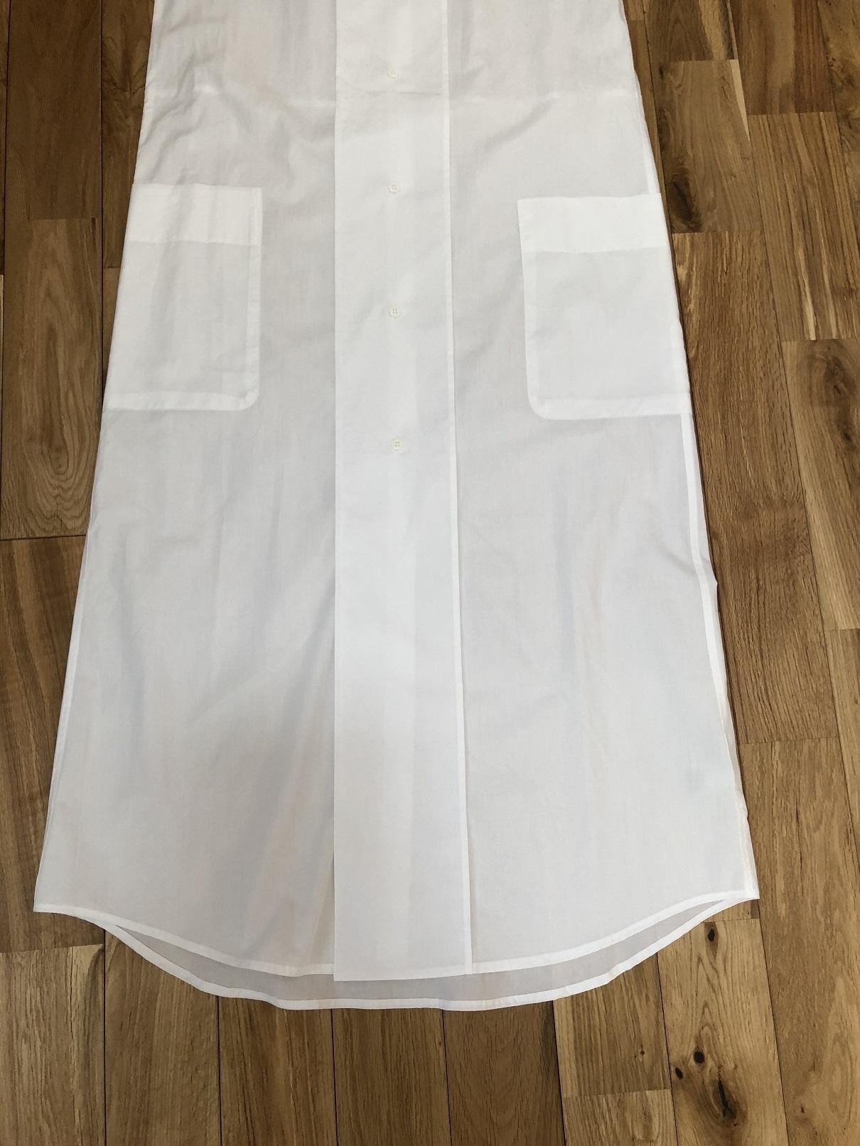 GU×キムジョーンズコラボのシャツワンピース♪ プチプラとは思えないクオリティの高さにびっくり!_1_2-3