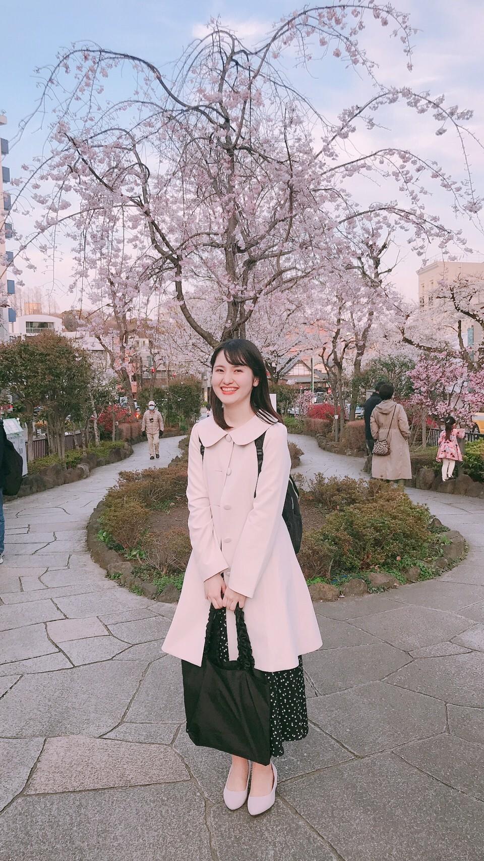 【お花見ならココ?】池袋から5分?!ドラマロケ地にもなった桜並木!!_1_3