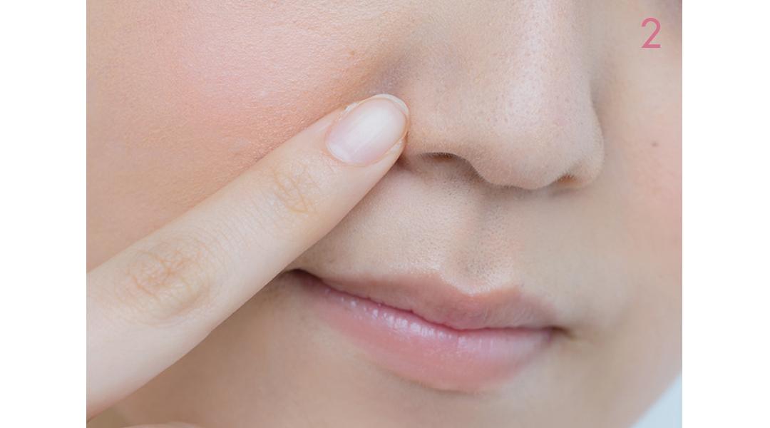 【マスクメイクQ&A】くしゃみ&鼻水でメイクがとれる・肌がカサつくときのお直し法はコレ!_1_8