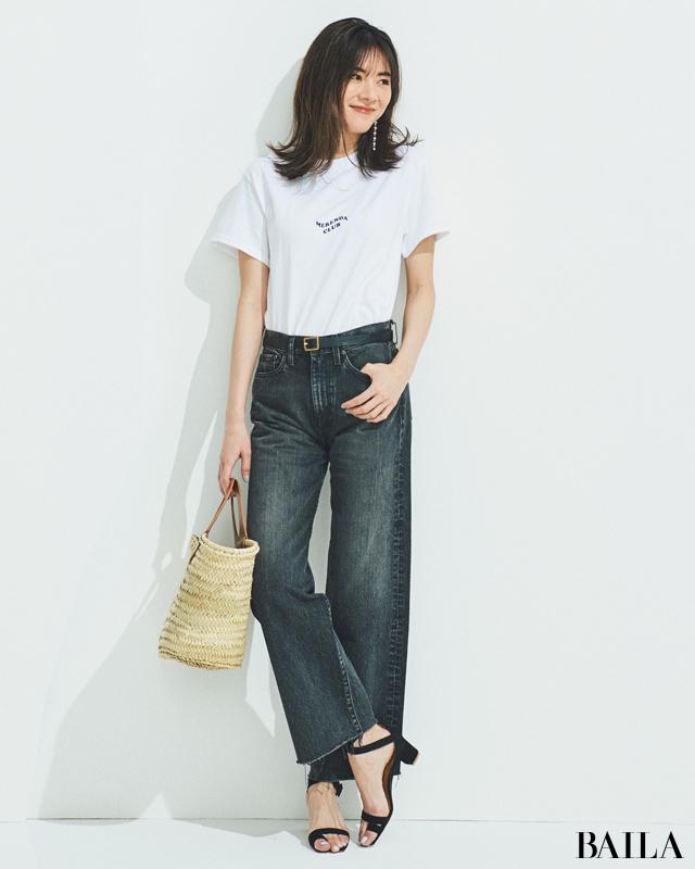 【男性ウケ抜群】アラサー的・夏のモテるファッション30コーデ!_1_31