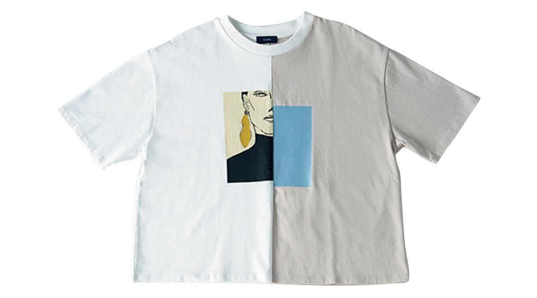 シップス 渋谷店のTシャツ