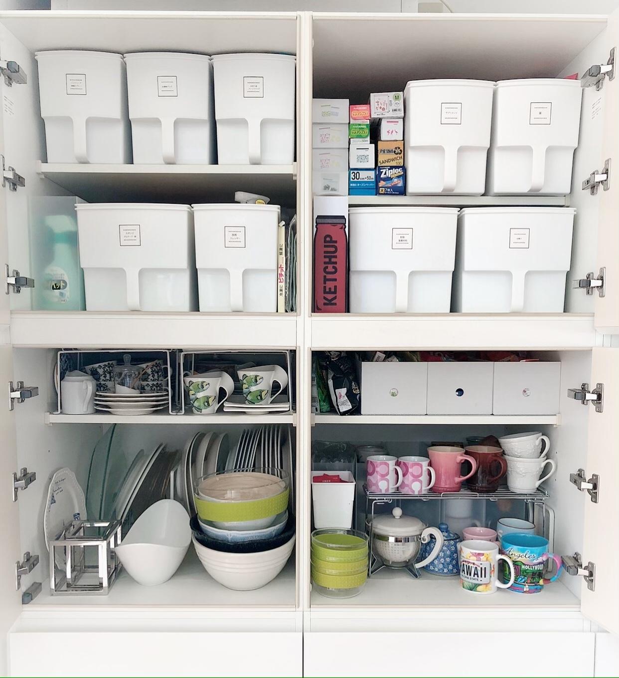 キッチン周りの収納見直し♪_1_7