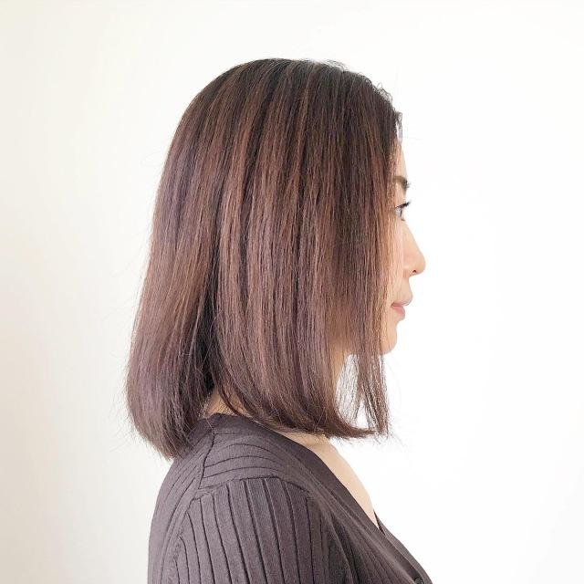 大人気!アラフォーくびれヘアの作り方【tomomiyuヘア】_1_1