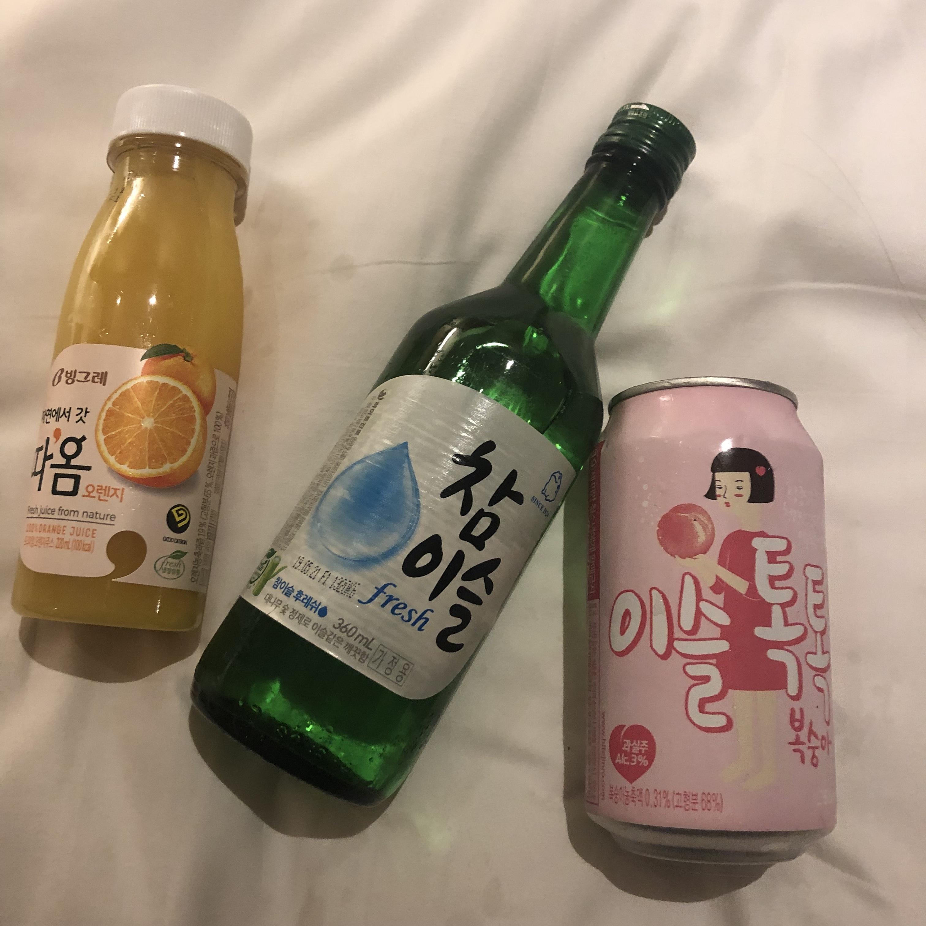 【韓国】購入品③スーパー・コンビニ編_1_1