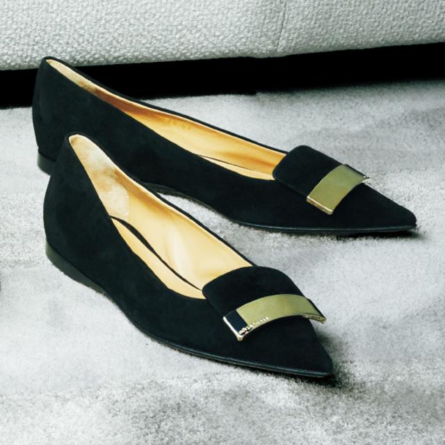 靴(1)¥93,000/セルジオ ロッシ カスタマーサービス(セルジオ ロッシ)