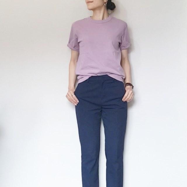 メンズも使える!カラー豊富なユニクロTシャツ【My 定番アイテム】_1_2
