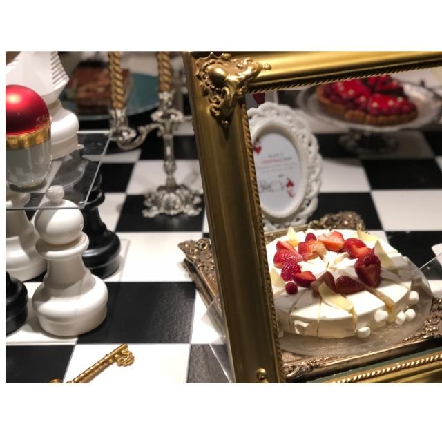 アリスの世界が楽しめる クリスマスデザートブッフェ_1_2-3