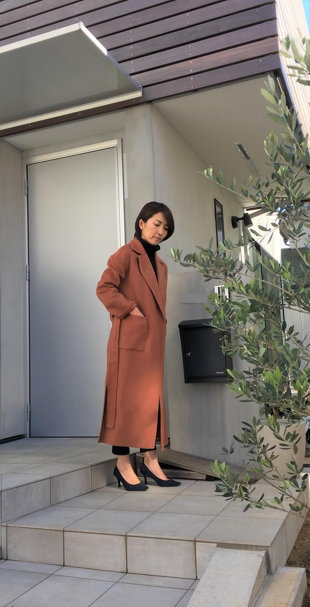 ロープラで流行のデザインのコートがみつけました_1_4