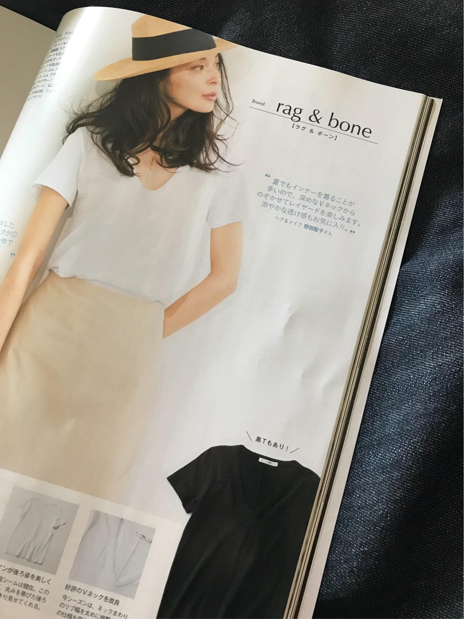 私の黒・白・カーキのTシャツコーデ☆_1_2
