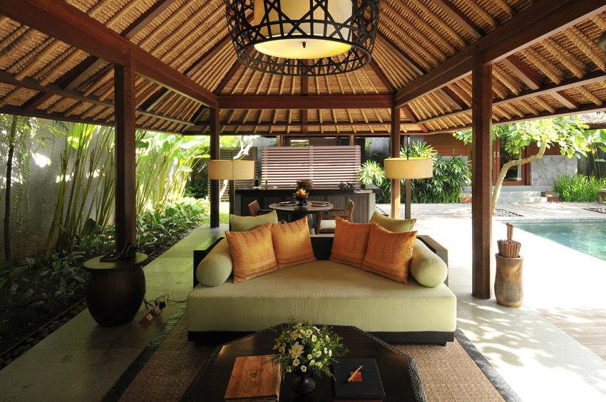 見事な熱帯の庭園 カユマニス ウブド 【インドネシアのお薦めホテル】_1_4-1