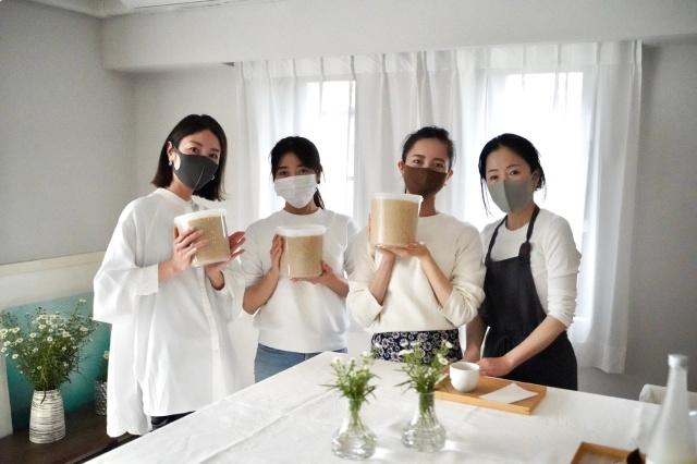 日本が誇る発酵食品「味噌」。今年も手作りしました!_1_6-1