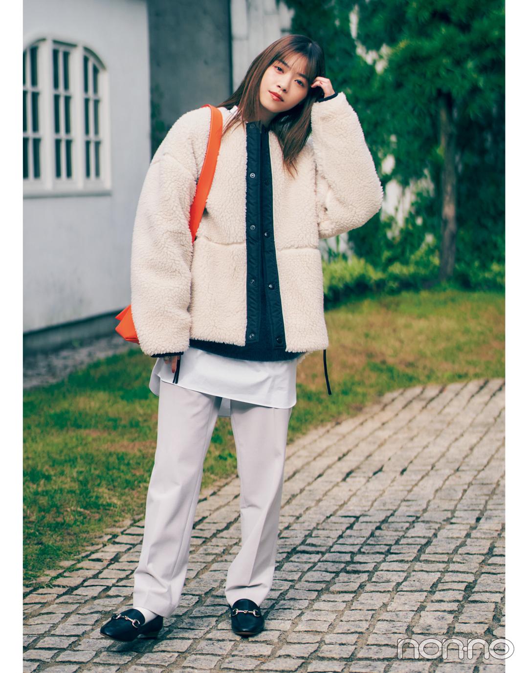 Photo Gallery 着こなしの参考に♡ ノンノモデルのリアル私服を公開!_1_7