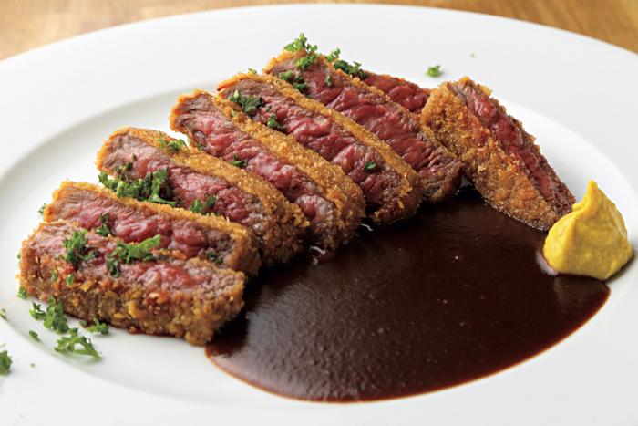 京都の食通に磨かれたこだわりの肉と旬の味 心憎いメニューの『洋食 おがた』_1_1-1