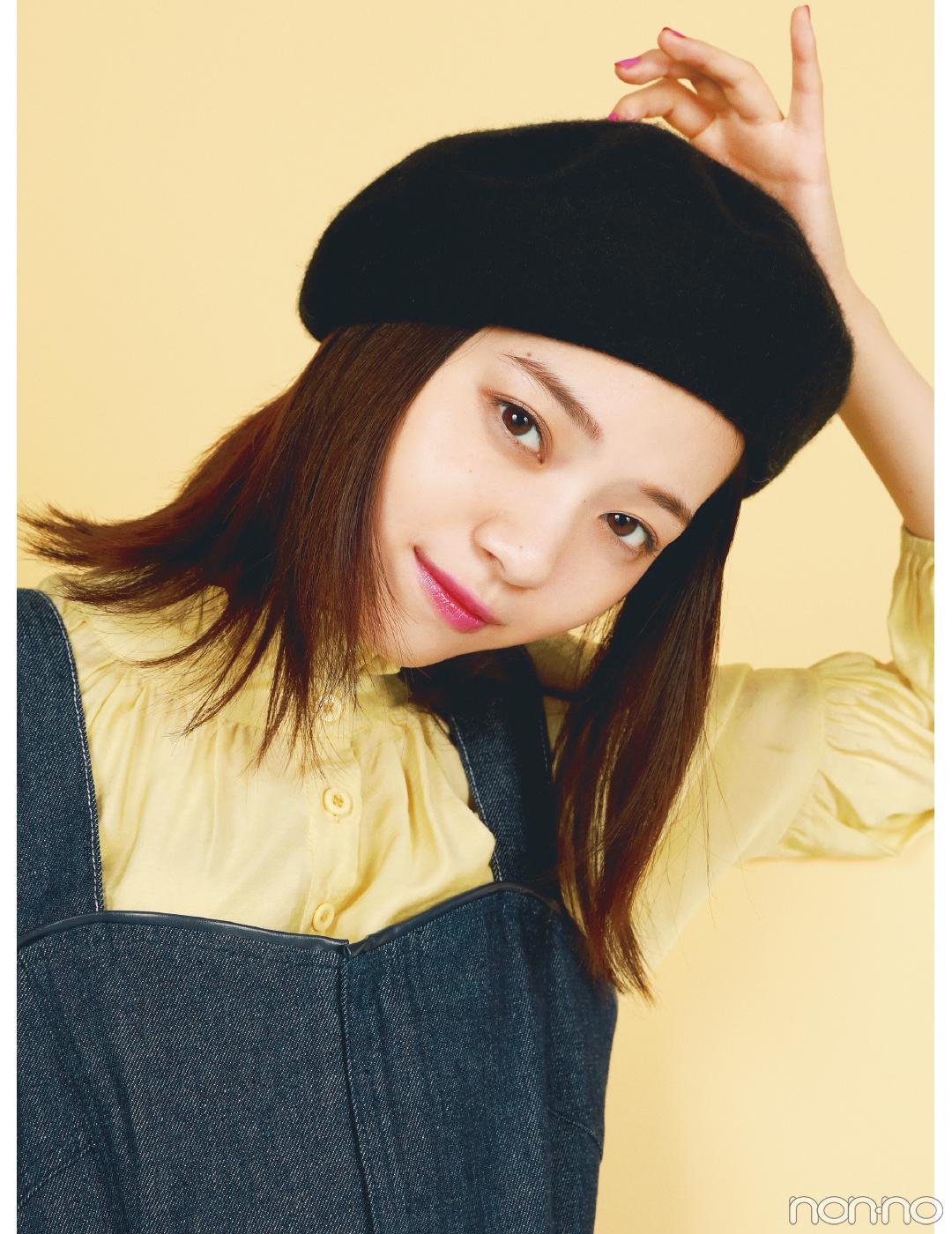 西野七瀬×スックの春新作コスメ♡ カシスパープルの限定リップで女っぽく!_1_2