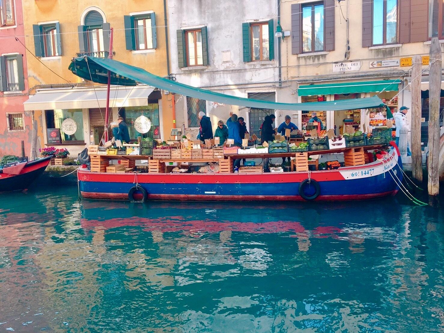 ロマンチックなイタリア旅行 --水の都【ベネチア】を観光--_1_1-1