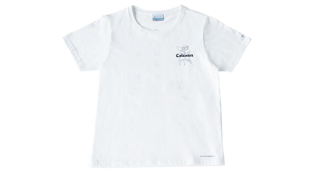 コロンビアのTシャツ