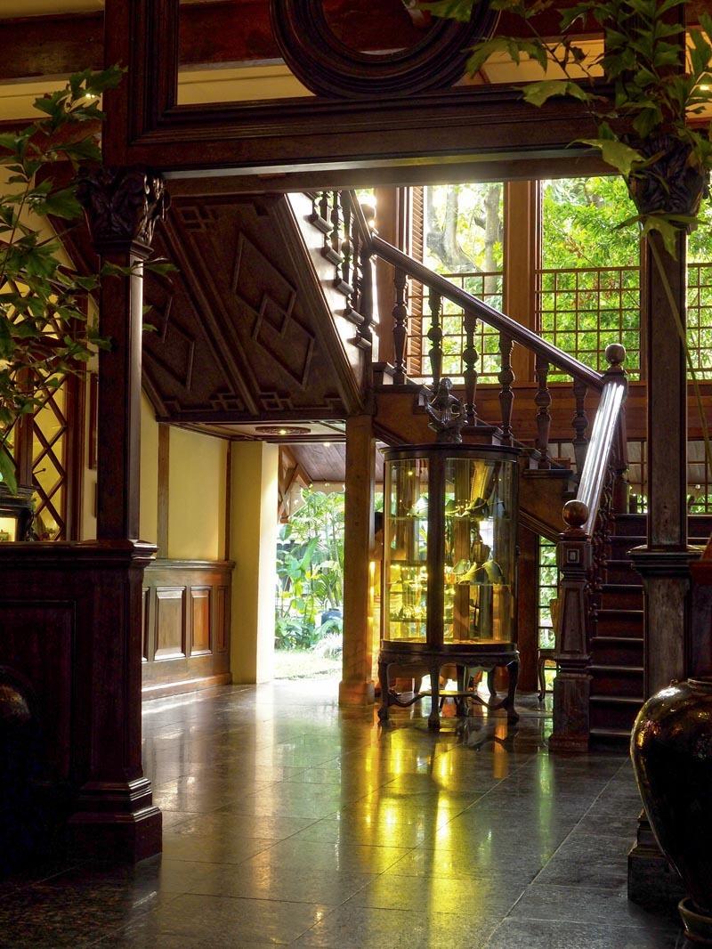 <ミャンマーの旅>古きよき時代へ誘う、英国ビクトリア スタイルのホテル(ヤンゴン-③)_1_4-5