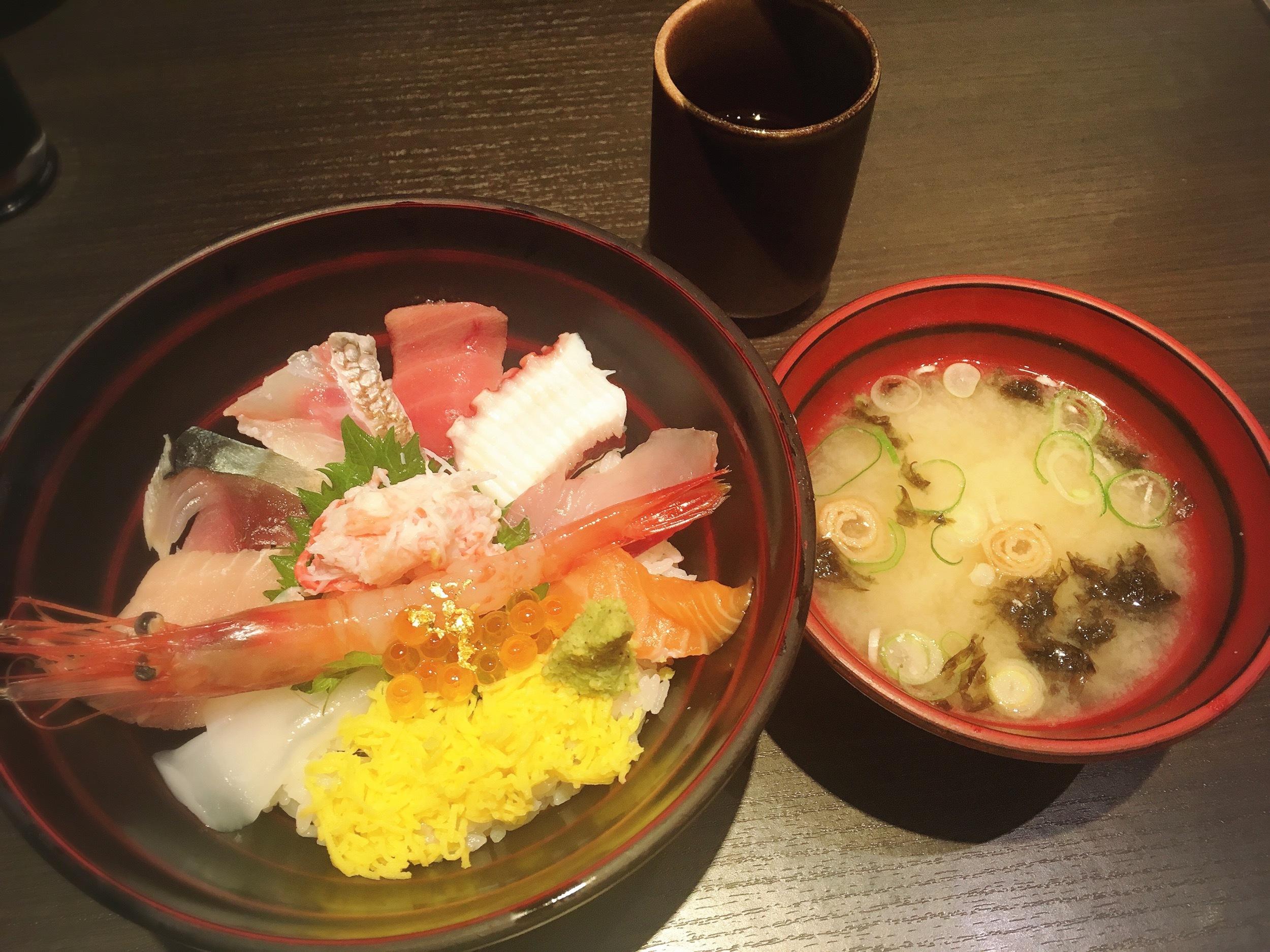 姉●近江町海鮮丼