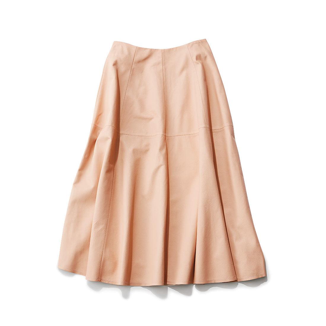 ブルーバード ブルバードのフレアレザースカート