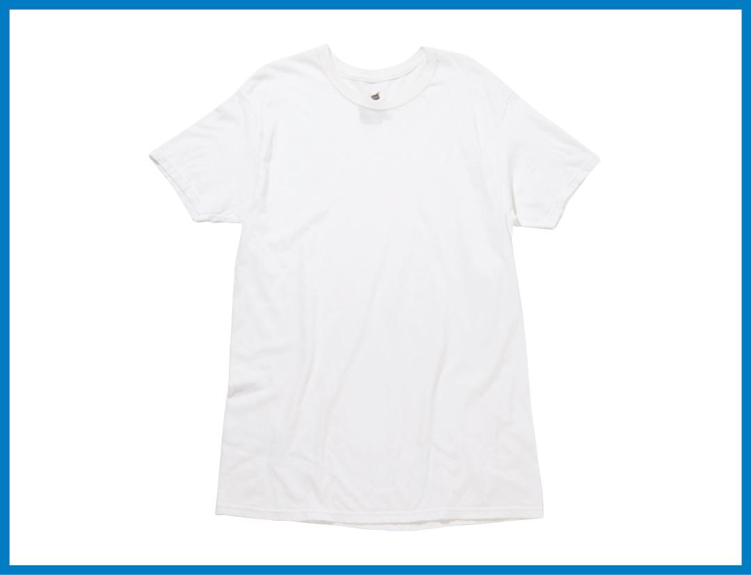 白Tシャツをトレンド顔にコーデ★ 新鮮アイディア4選!_1_2