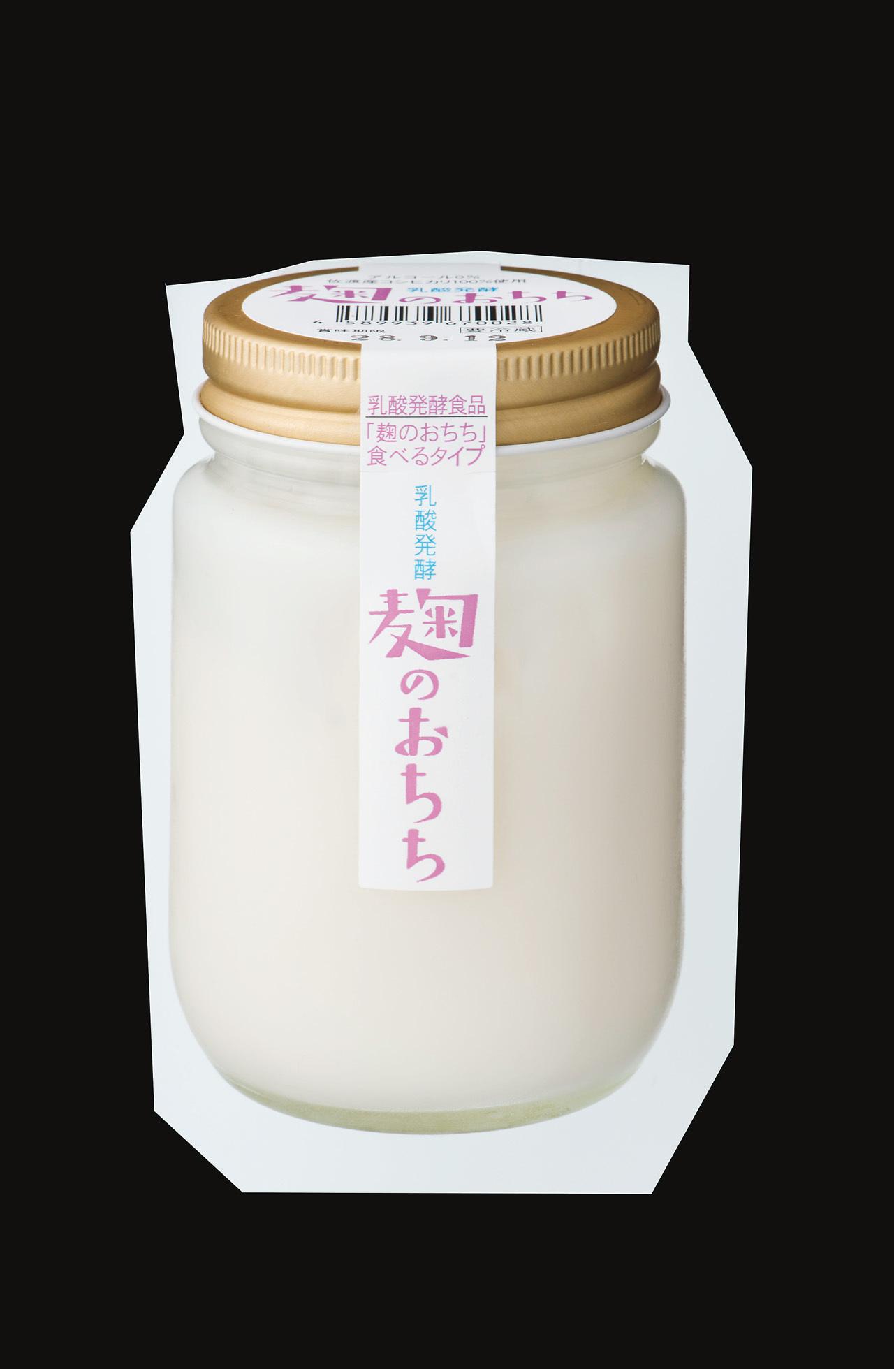 多種に活用できる佐渡発酵の「麹のおちち 食べるタイプ」_1_1
