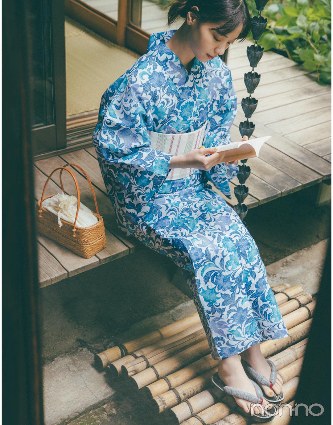 Photo Gallery 日常を特別に。西野七瀬の浴衣コレクション【2021版】_1_5
