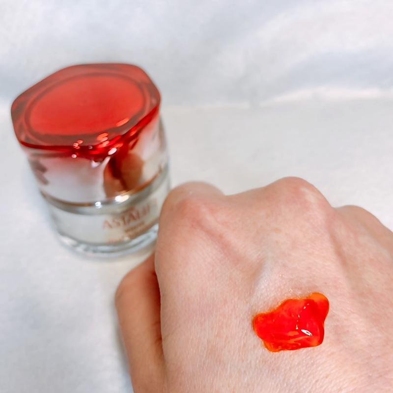 ASTALIFTのホワイトジェリーアクアリスタはみずみずしいジェル美容液