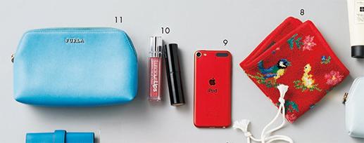使命感に燃える美容皮膚科医のバッグは華やかブランド小物&学習グッズが共存!【働く女のバッグの中身】_1_5